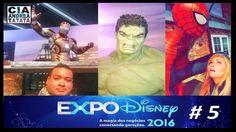 Star Wars e Marvel - Expo Disney 2016 Cia Andrea Tatata #5