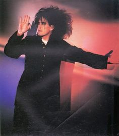 Robert Smith (The Cure)  #thecure
