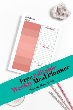 A Delicious Diet Plan to Lose 20 Pounds in 2 Weeks - Ola Grocery List Printable, Meal Planning Printable, Planning Budget, Menu Planning, Weight Loss Snacks, Healthy Weight Loss, Healthy Meal Prep, Healthy Snacks, Healthy Recipes