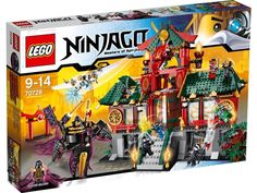 LEGO Ninjago BATTLE FOR NINJAGO CITY Brand New Sealed Ninja Includes Minifigures #LEGO