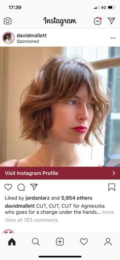 Cut And Style, Hair Color, Instagram, Haircolor, Hair Dye, Hair Coloring