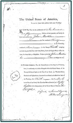 Lessons Learned in Genealogy Research: Land Records You May Have Missed