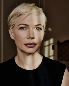 Michelle Williams photographed by Jerome Bonnet (2016)