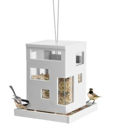 Stylish Bird Feeders