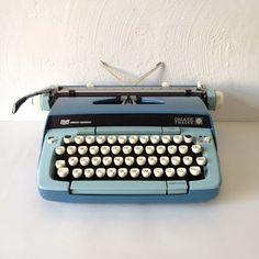 vintage manual typewriter by heritage alliance