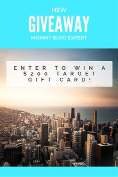$200 Target Gift Card Giveaway Follow, Like and/or comment on Instagram for multiple entries. Enter daily.  #Giveaway