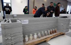 Vytlačiť si obytnú päťposchodovú budovu na 3D tlačiarni nepredstavuje pre Číňanov žiadny problém