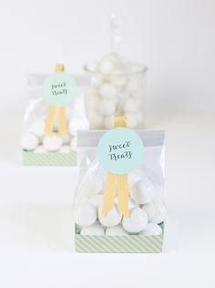 Paper Eskimo Cupcake Box Mint Confetti Pack of 6
