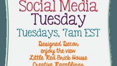 #SoMe2 - Facebook Social Media Link Party!