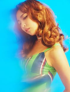 Image result for luna f(x) hair free somebody