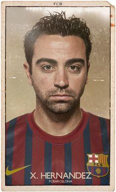 Xavi. hero.
