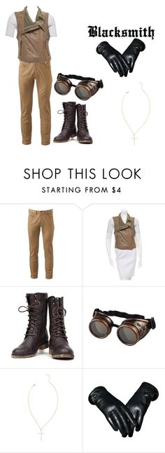 """Outfit #7"" by rpp123 ❤ liked on Polyvore featuring Dockers and Cut25"