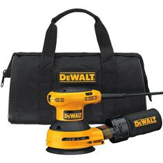 Just picked up this bad boy for my diy projects! It's about to go down!! 5-inch rotary sander!!!