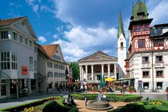 Been: Dornbirn, Austria. Great Places, Places To See, Places Ive Been, Vienna House, Travel Around The World, Around The Worlds, Destinations, Heart Of Europe, Enjoy Your Vacation