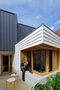 Tang Addition by 4site architecture