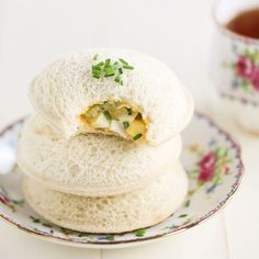 Chive Egg Salad Uncrustables Thirsty For Tea Sandwich Fillings, Salad Sandwich, Egg Salad, Salad Ingredients, Food Presentation, Kids Meals, Brunch, Food And Drink, Cooking Recipes