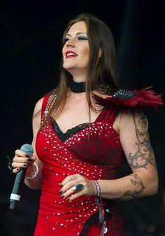Floor Jansen (After Forever) (ReVamp)(Nightwish)