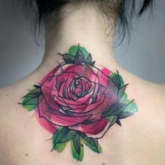 This is beautiful! Would make a great cover up tattoo