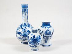 Modest Porceleyne Fles Delft Tile Delf Art Pottery