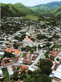 municipio san Casmiro del sur de Aragua