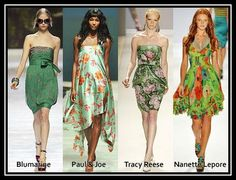Summer 2014 Fashion Trends | summer9 Spring Summer 2014 Fashion Trend