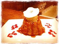 Apple Toffee Cake