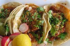 Foto de la receta de tacos al pastor