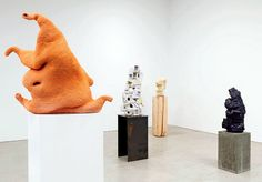 Arlene Shechet Has a First Museum Retrospective in Boston - The New York Times