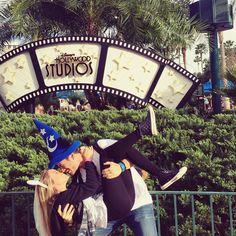 Damian and Mays Disneyland Trip, Disney Trips, Disney Travel, Real Relationships, Relationship Goals Pictures, Pretty Tumblr, Future Boyfriend, Boyfriend Goals, Orlando Florida
