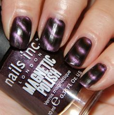 Just bought this magnetic polish, kind of obsessed