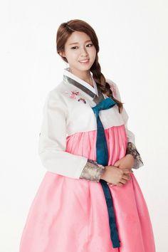 AOA SeolHyun in HanBok