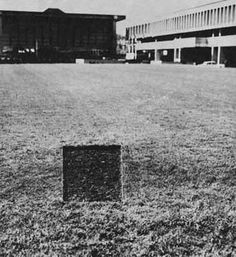 """Jan Dibbets, """"Perspective Correction"""", 1969"""