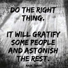 doing the right thing quote
