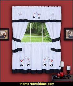 fat+chef+Gourmet+Embellished+Cottage+Topper+curtains.jpg (404×478)
