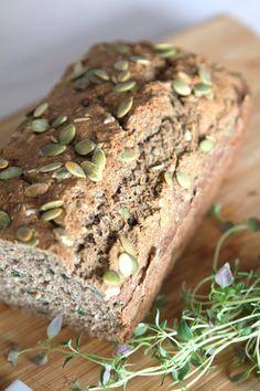 Vatsan vapaapäivä: Speltti-siemenleipä