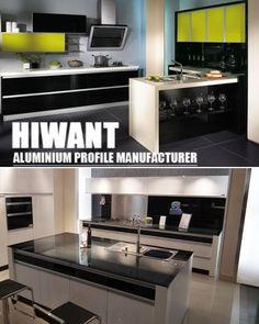 37 best kitchen cabinet of aluminium profile images aluminum rh pinterest ie