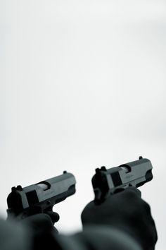 Double 1911 Pistols