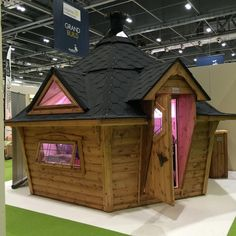 I think I want one! Grand Designs Live, House Doctor, Outdoor Gear, Gazebo, Tent, Outdoor Structures, Interior, Instagram Posts, House Decorations