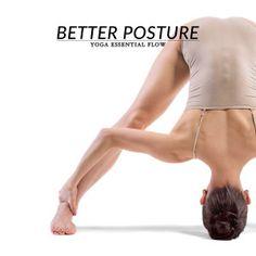 Yoga Essential Flow   Better Posture
