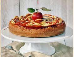 Jablkový cheesecake so škoricou | Urob si sám