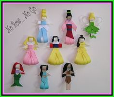 Princess ribbon sculptures - for head bands, clippies, clothes or more! (e-book directions)