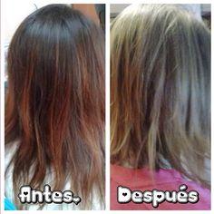 Cambio cabello