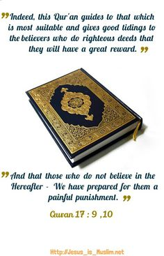 Quran bout #Hereafter#Hill #paradise #Islam #Faith #believe #God #lord #Allah Http://Jesus_is_Muslim.net