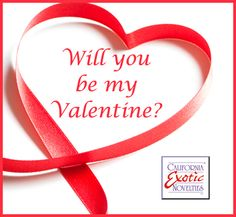 Win a free Valentine's Day gift basket from @CalExotics