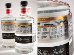 Jacks 90 Timeline Vodka