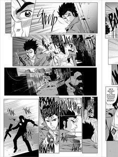 Kingdom of Assassins manga