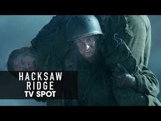 "HACKSAW RIDGE (2016 Movie) - Official TV Spot ""Incredible"" | Lionsgate Movies"