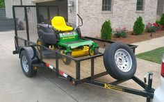 Moving Furniture, Utility Trailer, Trailers, Outdoor Power Equipment, Pendants