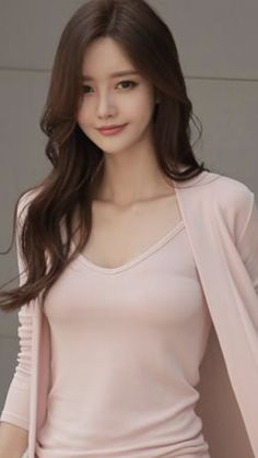 Korean Beauty Girls, Korean Girl Fashion, Asian Fashion, Asian Beauty, Asian Cute, Cute Asian Girls, Teen Girl Poses, Beautiful Asian Women, Cute Woman
