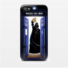 Stardis  For iPhone 4/5s/5c case - Star Wars Tardis iPhone 6 /6 plus case #Apple